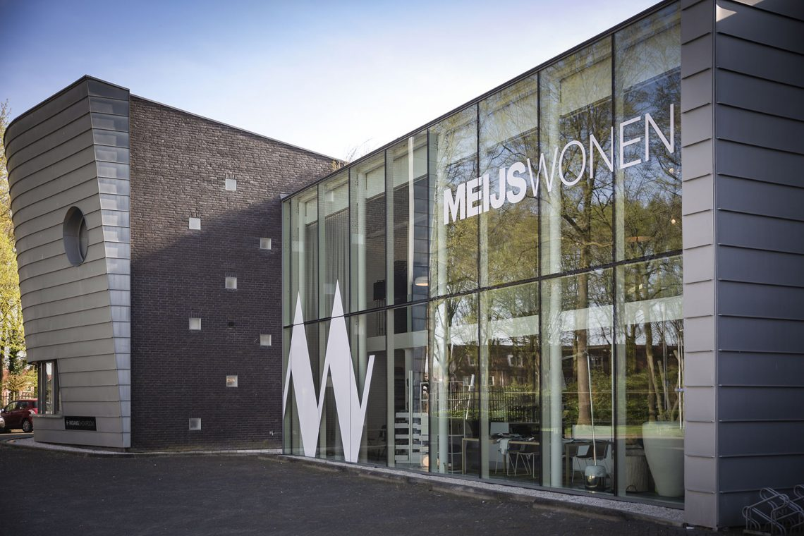 Meijs Wonen Woonwinkel Tilburg