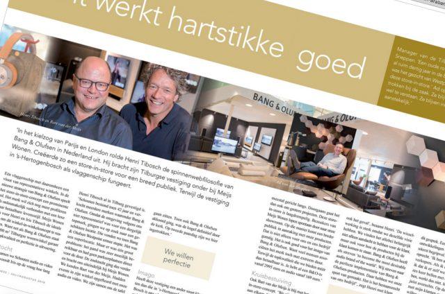 Stuk in Regio Business Magazine