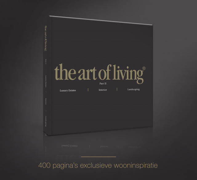The Art of Living presenteert haar tweede hardcover boek