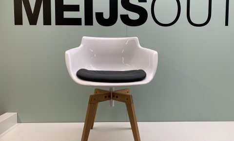 "mdf italia ""flow chair"" stoel"