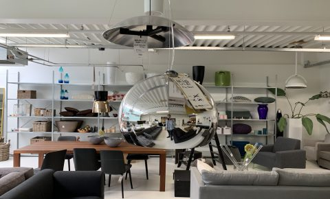 """kartell italia """"fly"""" hanglamp diameter 38cm"""
