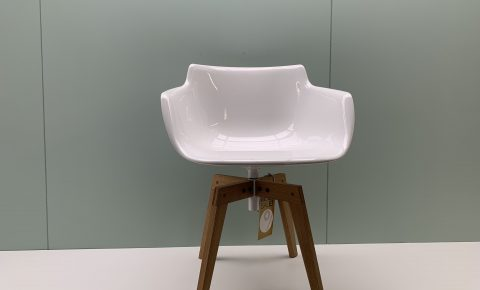 "mdf italia ""flowchair"" stoel"