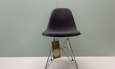 """vitra """"dsr"""" stoel"""