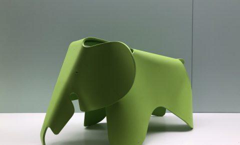 """vitra """"olifant"""" stoel"""