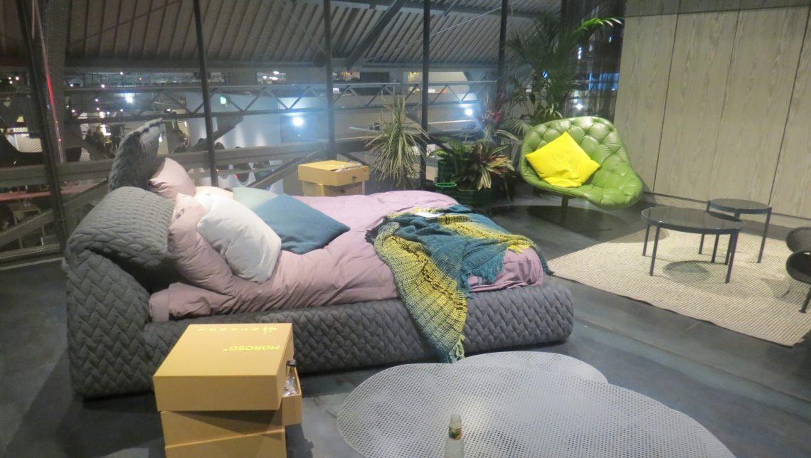 Morosso, meubelfabrikant. Presentatie Design Post.