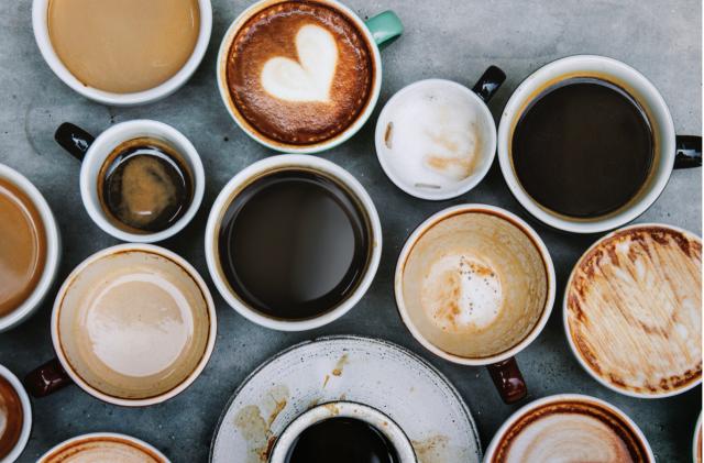 Het nieuwe kleurplan van onze Showroom: Koffie als inspiratie