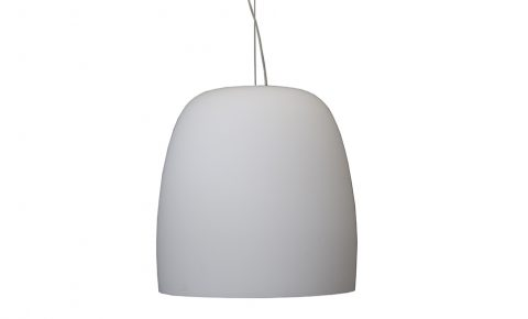 "Lamp ""notte"" S5 wit"