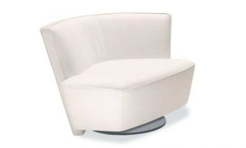 "Walter Knoll ""Drift"" in wit Leer"