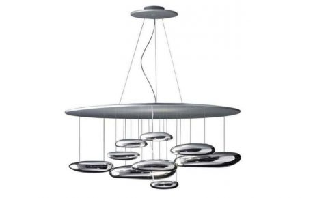 "Artemide hanglamp ""mercury suspension"""